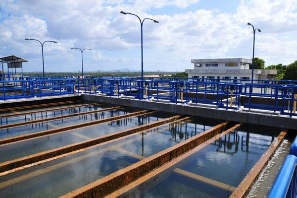 Materiais Filtrantes para tratamento de água Rincox
