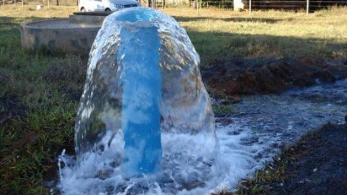 Pré-Filtro para poços artesianos Rincox